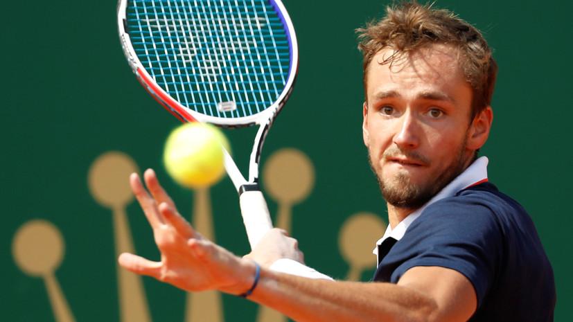 Медведев обыграл Джарри и вышел в полуфинал турнира ATP в Барселоне