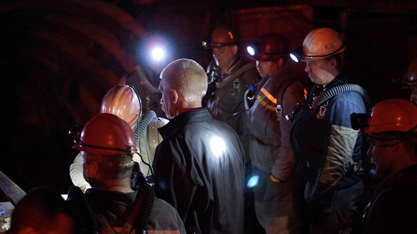 Тело пятого горняка извлечено из шахты в ЛНР после взрыва