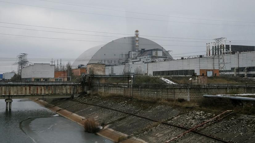 Новый саркофаг в Чернобыле готов на 99%