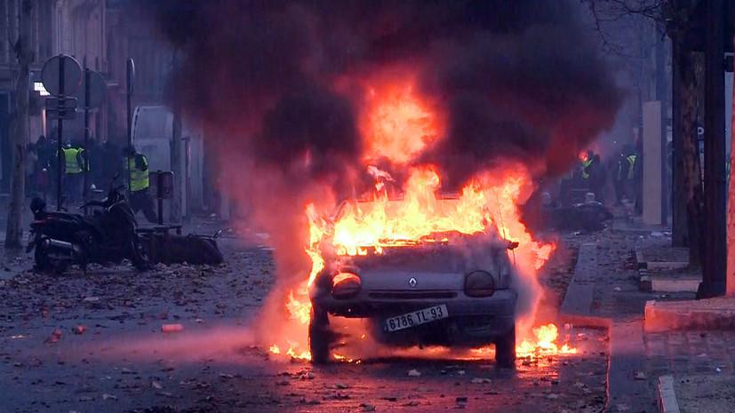 «Франция в гневе»: на RTД вышел фильм о «жёлтых жилетах»