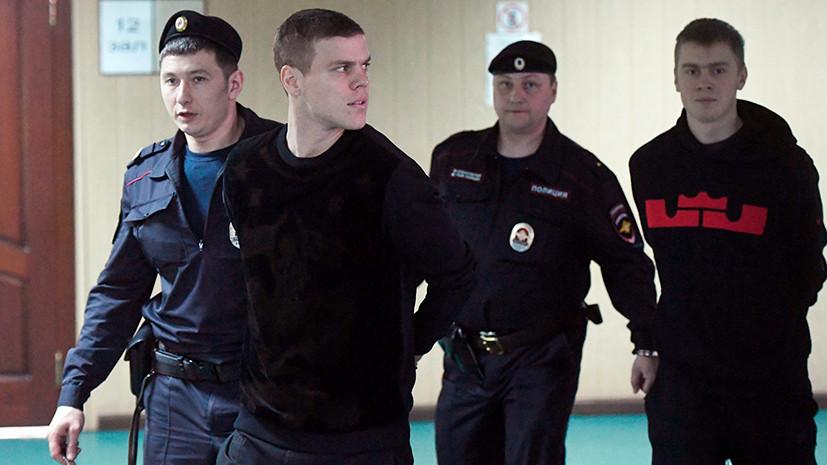 «Судя по всему, прокурор запросит реальный и ощутимый срок»: адвокат Кокорина-младшего о шансах подсудимых
