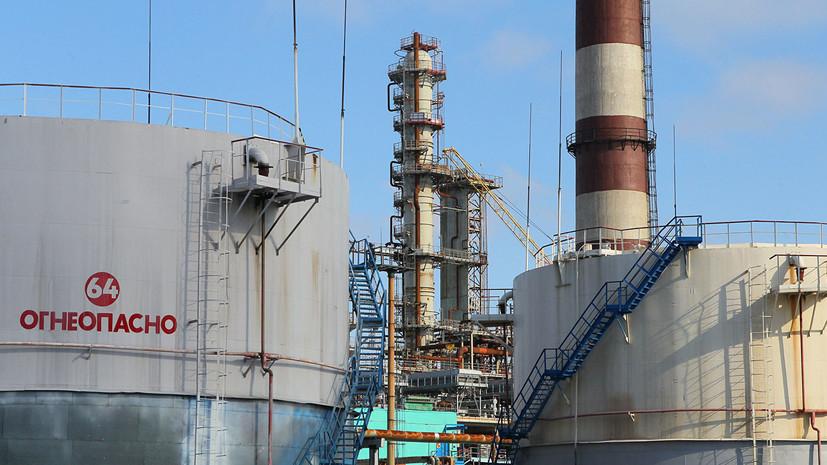 Медведев поручил найти виновных в загрязнении нефтепровода «Дружба»