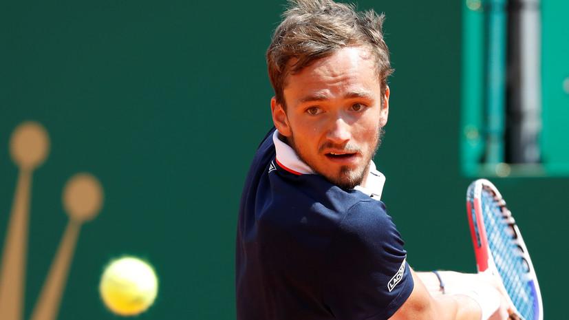 Медведев вышел в финал турнира АТР в Барселоне