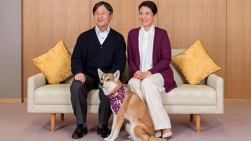 Эра «цветущего мира»: император Нарухито вступил на престол в Японии
