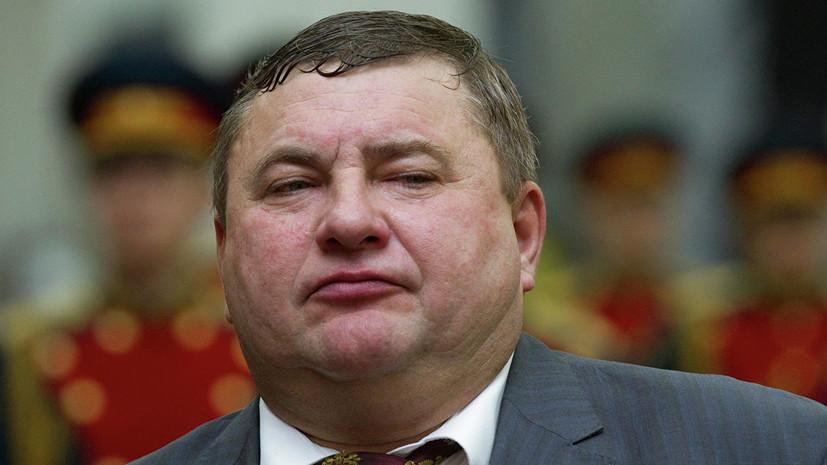 Умер экс-глава Хакасии Алексей Лебедь
