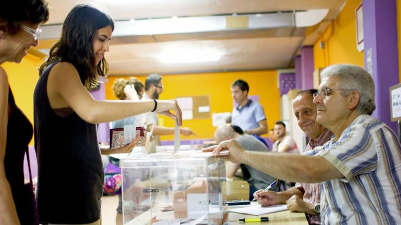 В Испании стартовали парламентские выборы