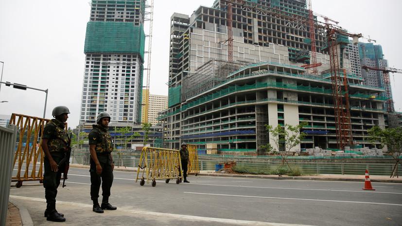 СМИ: На Шри-Ланке задержали двух главных подозреваемых в терактах