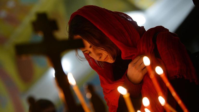 В праздновании Пасхи в России поучаствовали более 4,3 млн человек