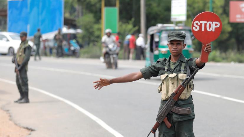 Власти Шри-Ланки запретят ношение закрывающей лицо одежды