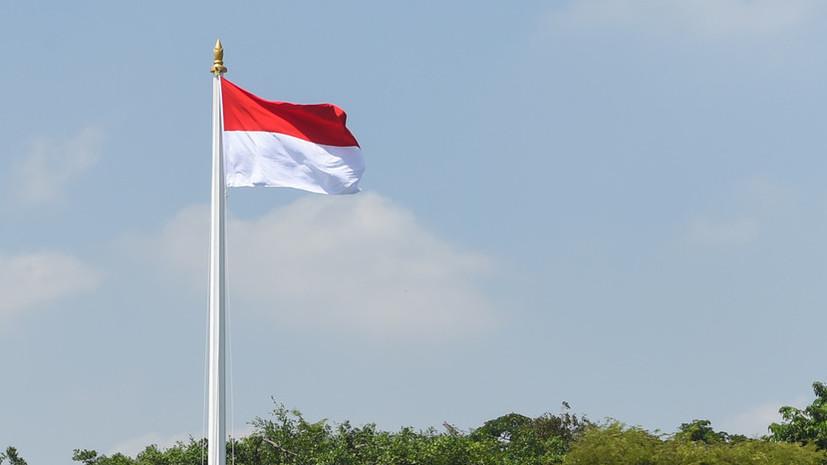 Индонезия решила перенести столицу с острова Ява