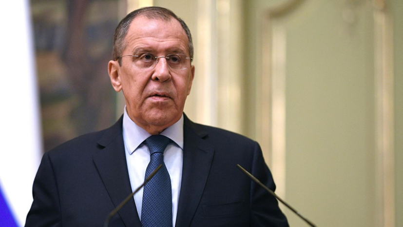Лавров: освобождение США пленённых в САР боевиков стало бы преступлением