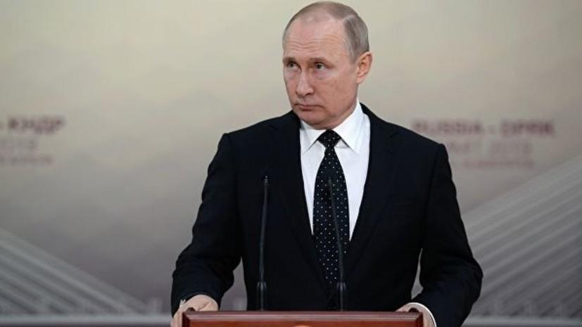 Путин: россияне и украинцы только выиграют от общего гражданства