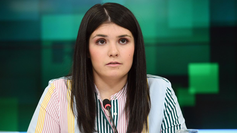 Караулова отметила Пасху в кругу семьи