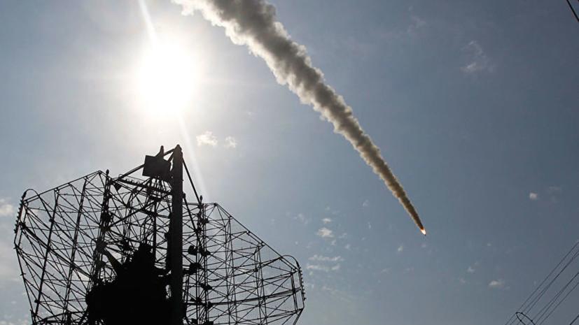Шойгу назвал выход США из ДРСМД первым шагом к гонке вооружений
