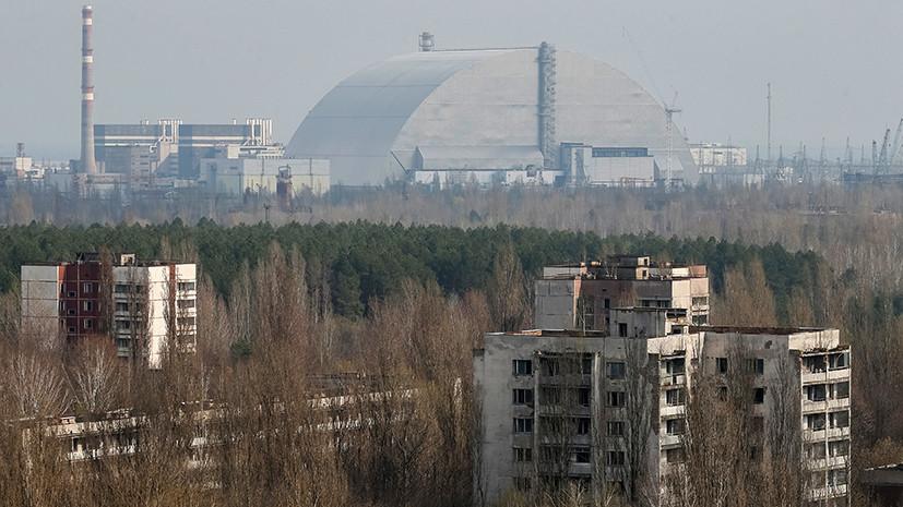 Взгляд с беспилотника: британские учёные сообщили об обнаружении неизвестных очагов радиоактивного заражения в Чернобыле