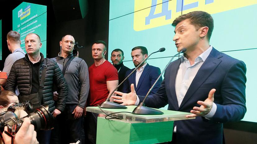 В команде Зеленского противникам Украины пригрозили неожиданным ударом