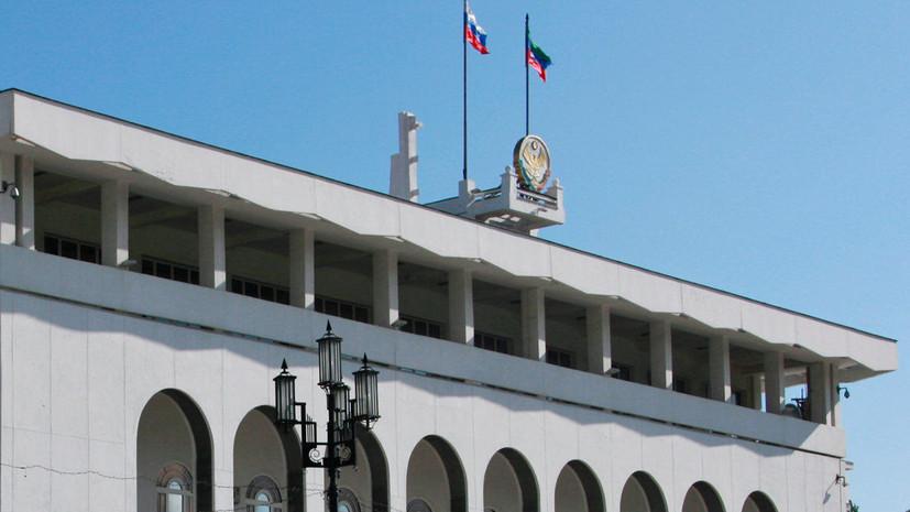 В Минэкономики Дагестана проходят обыски