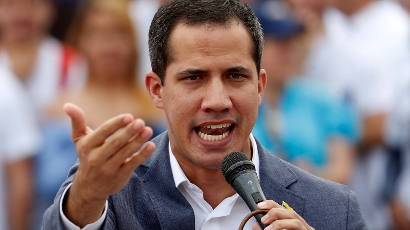 Гуайдо поведал опроверке венесуэльских военных надетекторе лжи