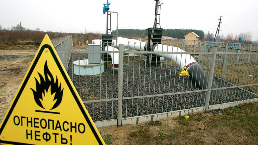 «Самоконтроля недостаточно»: Путин призвал усилить надзор за нефтемагистралями после инцидента с трубопроводом «Дружба»