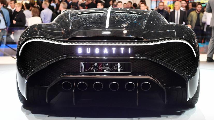 СМИ: Роналду приобрёл самый дорогой автомобиль в мире
