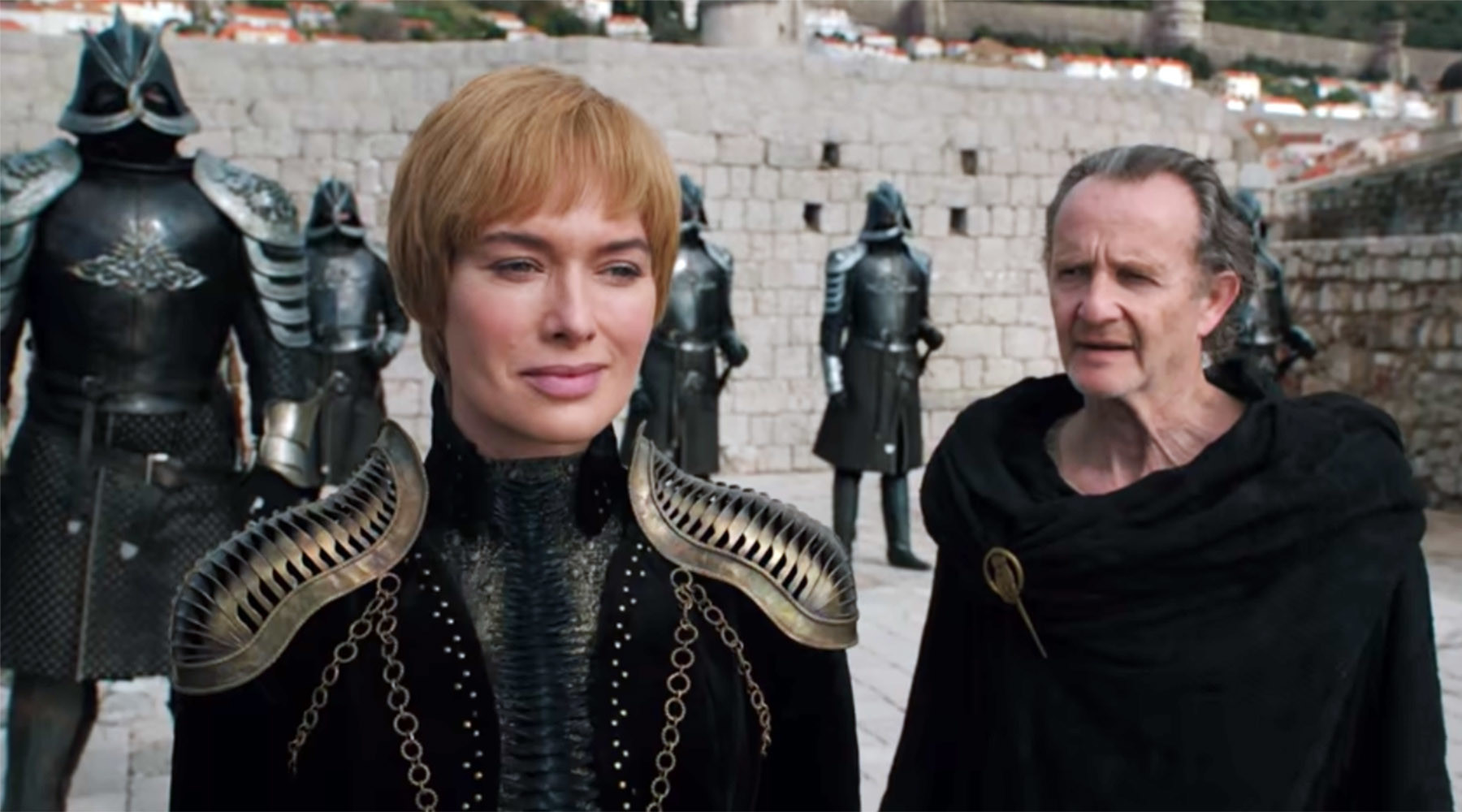 Основные звезды «Игры престолов» собрались напремьере последнего сезона сериала