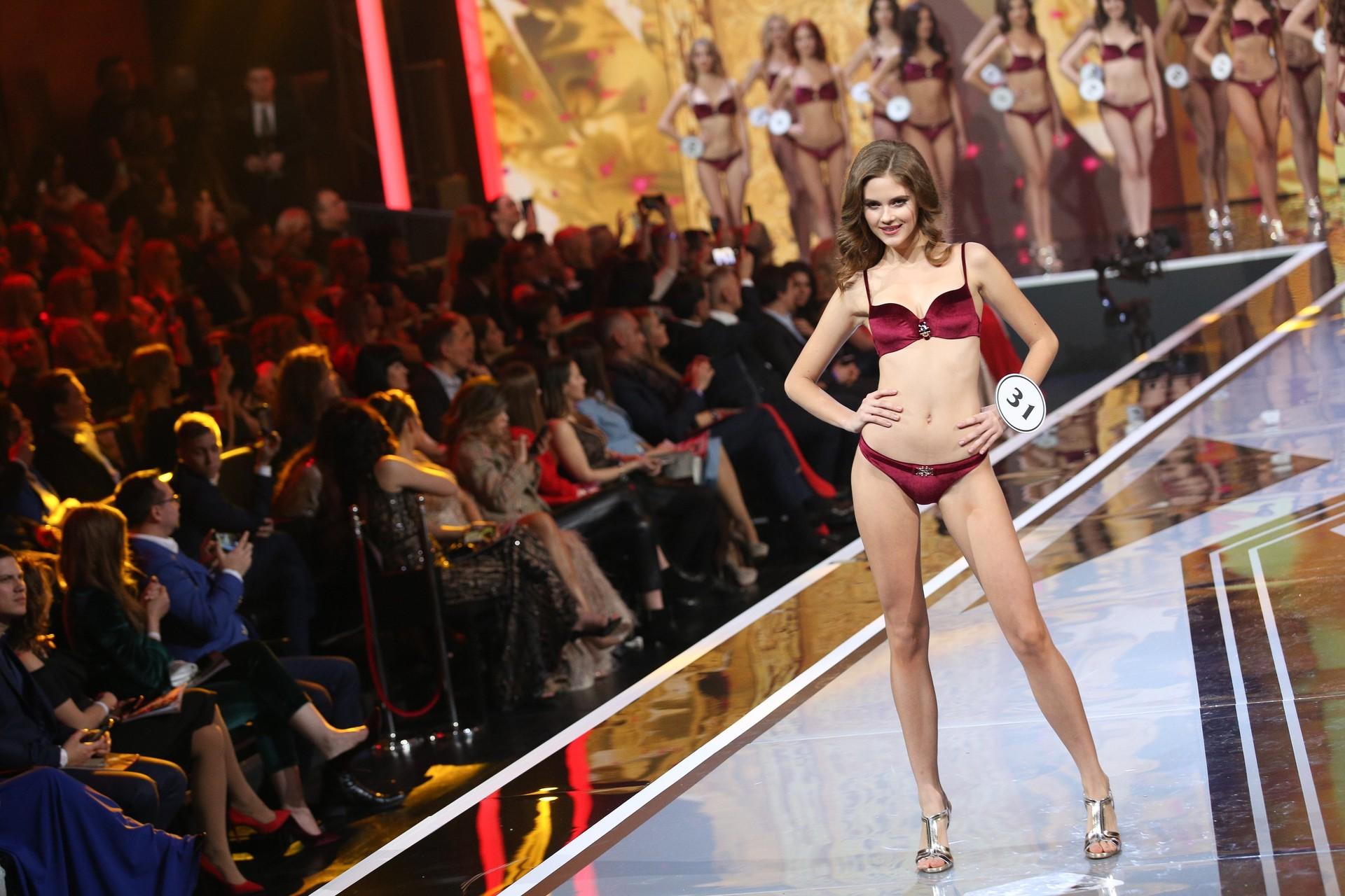روسيا تختار ملكة جمال البلاد للعام 2019