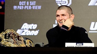 «Конор ведёт себя как ревнивая жена»: Нурмагомедов об уходе Макгрегора, о переговорах с UFC и предпочтительном сопернике
