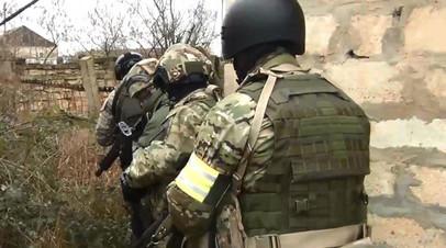 Связанные с ИГ двое боевиков ликвидированы в Кабардино-Балкарии