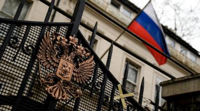 Посольство проверяет сообщения о смерти россиянина от ранений в Лондоне