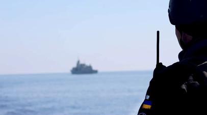 «Идея сдерживания России»: в Чёрном море начались совместные учения Украины и НАТО «Морской щит — 2019»