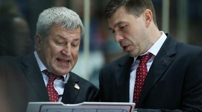Тренер олимпийской сборной России по хоккею Браташ заявил о возможном приезде игроков НХЛ