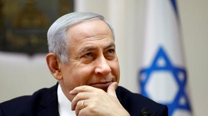 Нетаньяху оценил решение Трампа внести КСИР в список террористических организаций