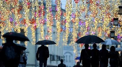 В Москве 10 апреля ожидается гроза