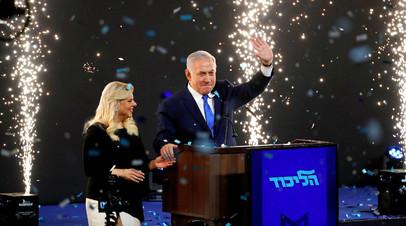 В напряжённой борьбе: Нетаньяху намерен сформировать коалицию по итогам парламентских выборов