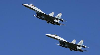 Истребители Су-35