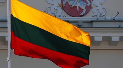Разбившего памятную доску пособнику нацистов могут оштрафовать в Литве на €30 тысяч