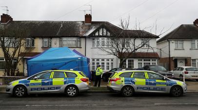 Посольство России вновь запросило у Британии данные по делу Глушкова