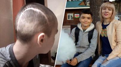 Мать 13-летнего ребёнка, перенёсшего рак мозга, доказывает его право на инвалидность