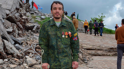 Тяжело раненный в Донбассе ополченец из Казахстана пытается оформить паспорт РФ