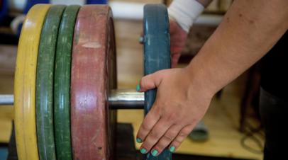 Россиянка Пасхина стала чемпионкой Европы по тяжёлой атлетике