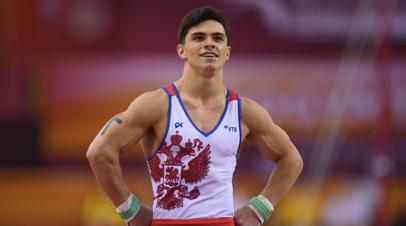 Гимнаст Далалоян победил в вольных упражнениях на ЧЕ