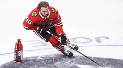 Хоккеист «Чикаго» Кейн назначен капитаном сборной США на чемпионате мира — 2019