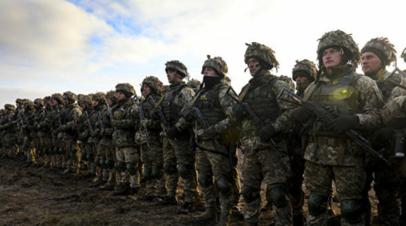 На Украине анонсировали подписание контрактов по закупке вооружения