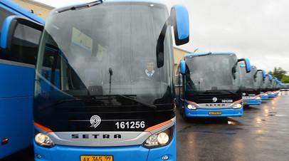 В пасхальные праздники в Москве запустят более тысячи бесплатных автобусов