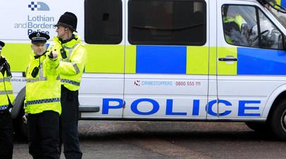 СМИ: В Эдинбурге застрелили актёра Брэдли Уэлша