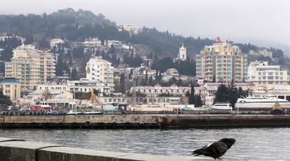 Туристы потратили в Крыму 500 млрд рублей за год