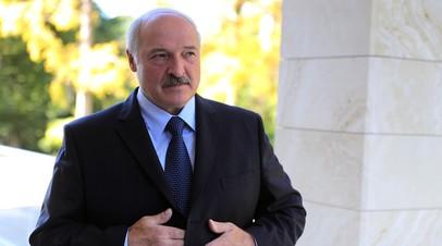 Лукашенко: в вопросах суверенитета Белоруссии нет места компромиссам
