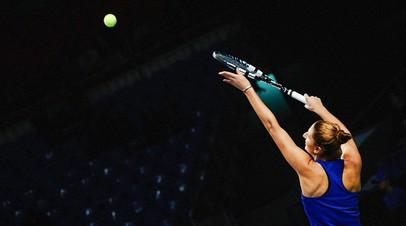 Теннисистки Потапова и Тревизан откроют матч Кубка Федерации Россия — Италия