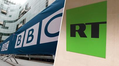 «Навешивают ярлыки на оппонентов»: как BBC придралась к освещению RT российского закона о надёжном интернете