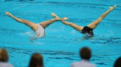 Синхронисты Гурбанбердиева и Мальцев победили на этапе Мировой серии в Казани